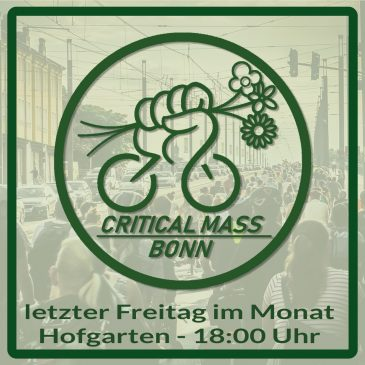 //critical mass bonn – 25. september 2020