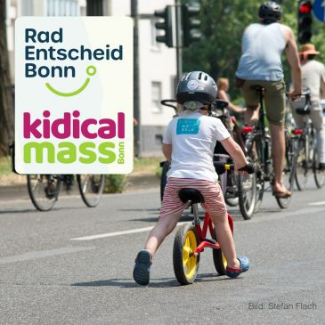 // 3. kidical mass bonn