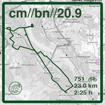 //das war die critical mass bonn 20.9